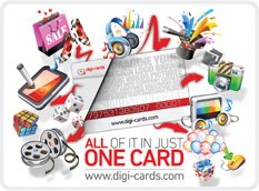 DIGI-CARDS OFFERS FULL PACKAGES AT NO EXTRA COST