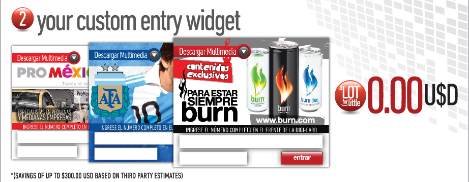 2. Your custom entry widget