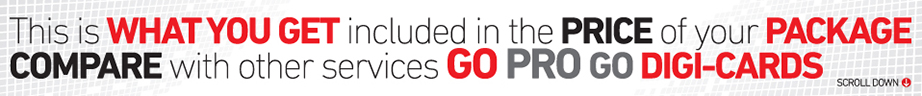 This is what you get