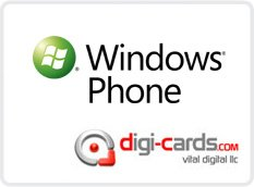 DIGI-CARDS 3.0 FULLY COMPATIBLE WITH THE NEW WINDOWS PHONE