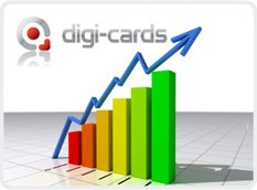 VITAL DIGITAL GLOBAL REPORTS 2013 TOTAL SALES INCREASE