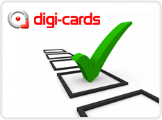 DIGI-CARDS BEST OPTION FOR POLLS AND SURVEYS