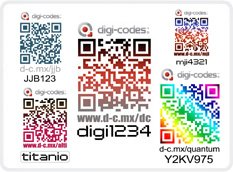 DIGI-CARDS AND DIGI-CODES PHYSICAL AND VIRTUAL SOLUTIONS IN ONE