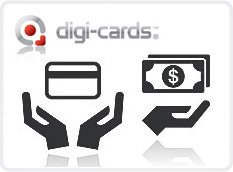 DIGI-CARDS WILL SPONSOR ALL QUALIFIED EVENTS